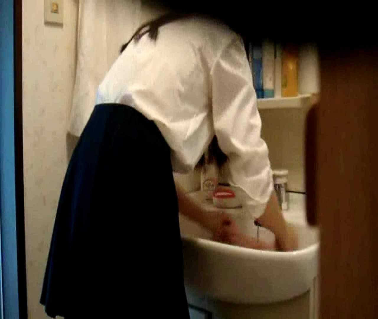 二人とも育てた甲斐がありました… vol.05 まどかが洗顔後にブラを洗濯 美しいOLの裸体 | 0  102pic 9
