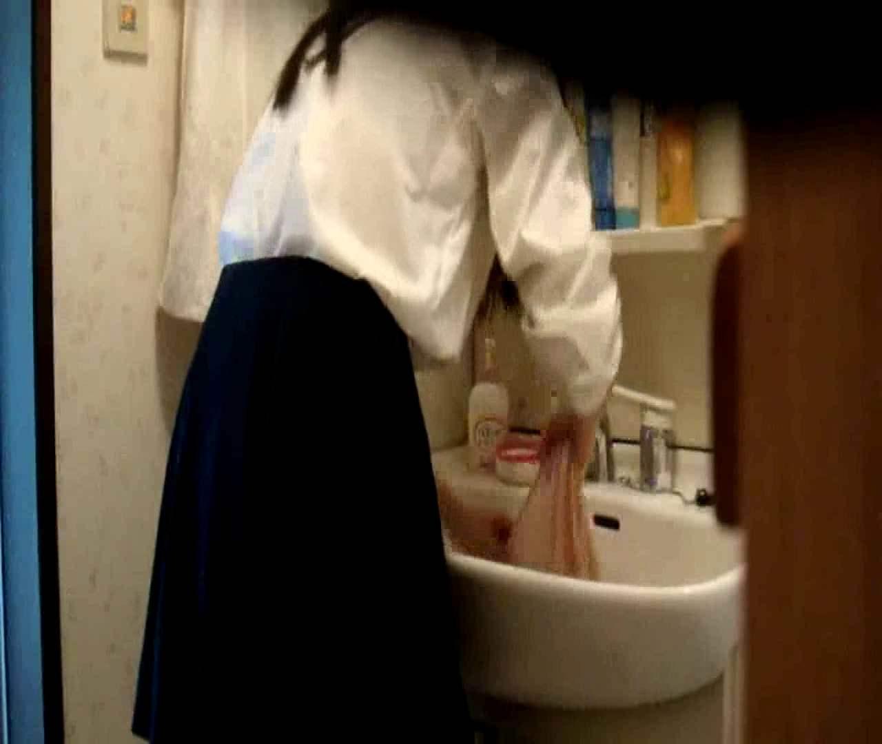 二人とも育てた甲斐がありました… vol.05 まどかが洗顔後にブラを洗濯 美しいOLの裸体 | 0  102pic 15
