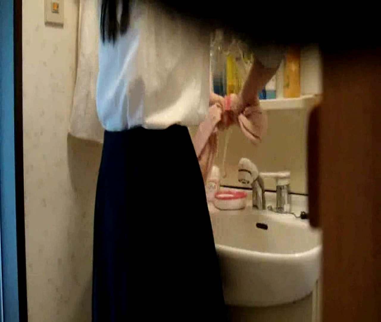 二人とも育てた甲斐がありました… vol.05 まどかが洗顔後にブラを洗濯 美しいOLの裸体 | 0  102pic 19