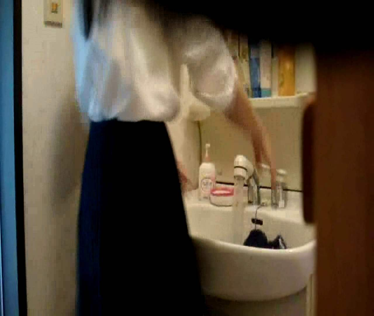 二人とも育てた甲斐がありました… vol.05 まどかが洗顔後にブラを洗濯 美しいOLの裸体  102pic 22