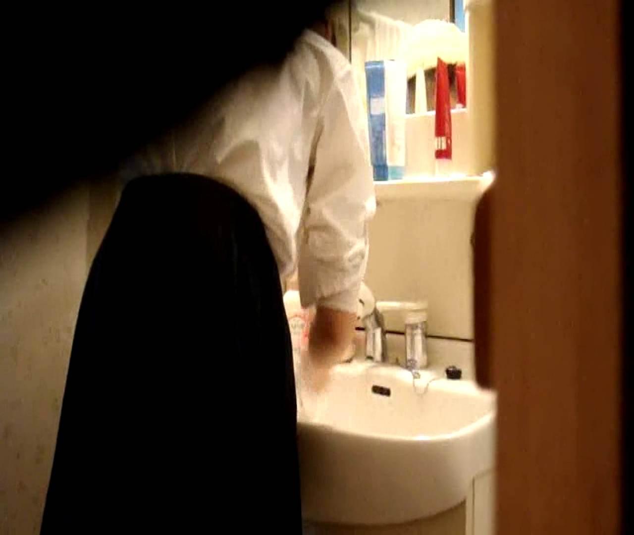 二人とも育てた甲斐がありました… vol.05 まどかが洗顔後にブラを洗濯 美しいOLの裸体 | 0  102pic 47
