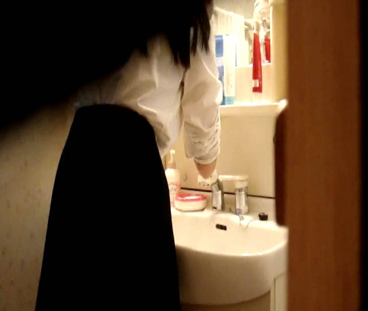 二人とも育てた甲斐がありました… vol.05 まどかが洗顔後にブラを洗濯 美しいOLの裸体  102pic 52