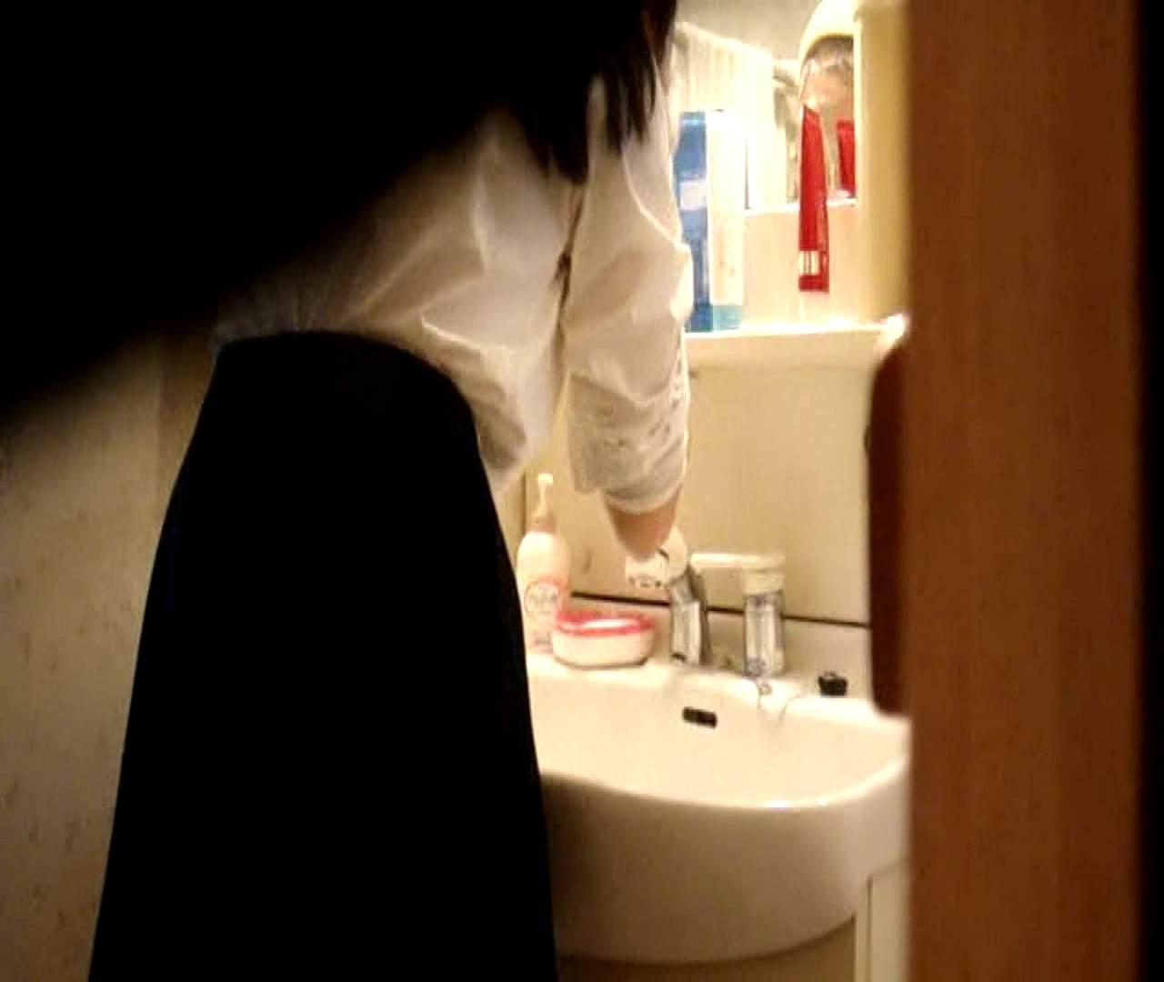 二人とも育てた甲斐がありました… vol.05 まどかが洗顔後にブラを洗濯 美しいOLの裸体 | 0  102pic 53