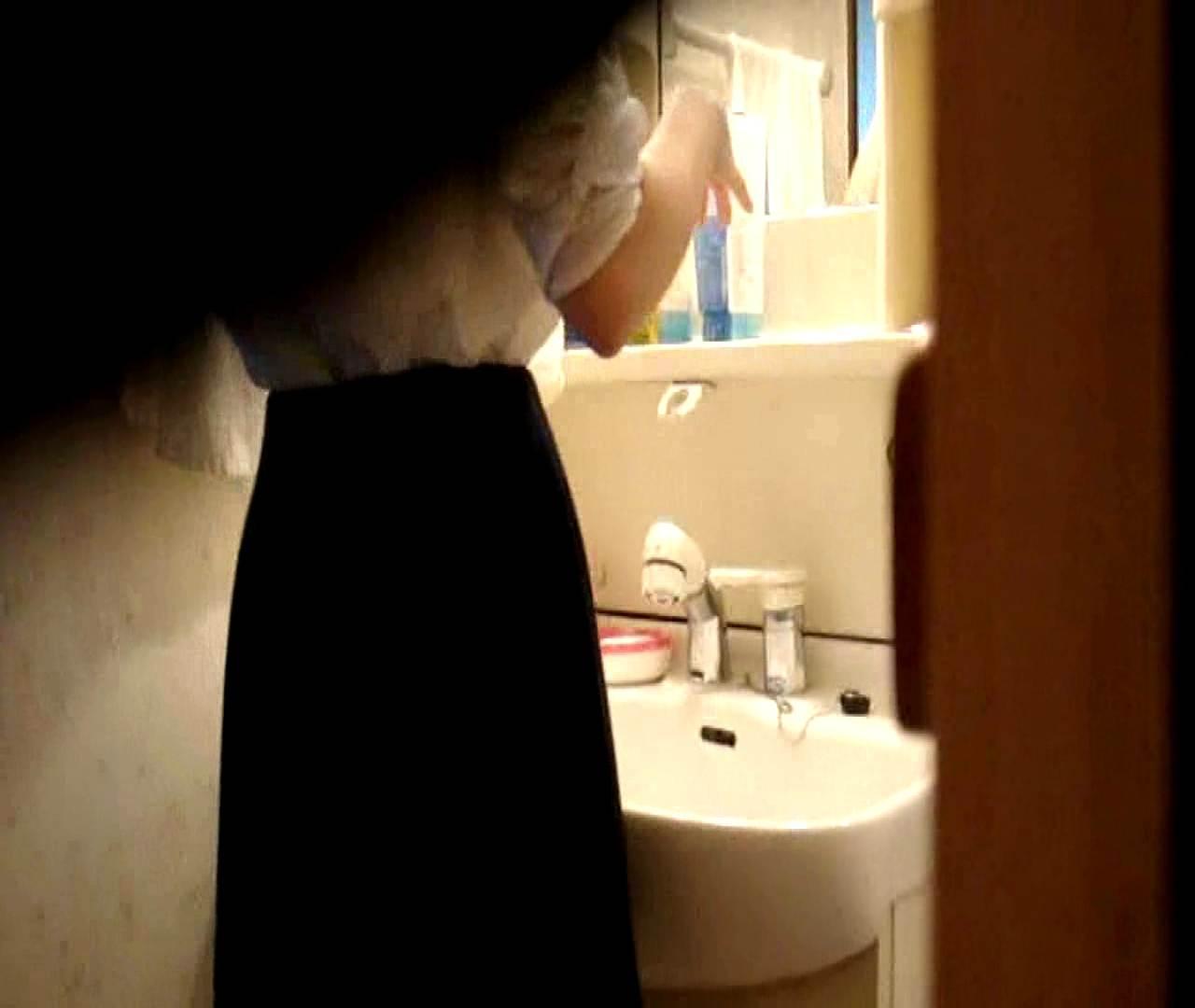 二人とも育てた甲斐がありました… vol.05 まどかが洗顔後にブラを洗濯 美しいOLの裸体  102pic 58