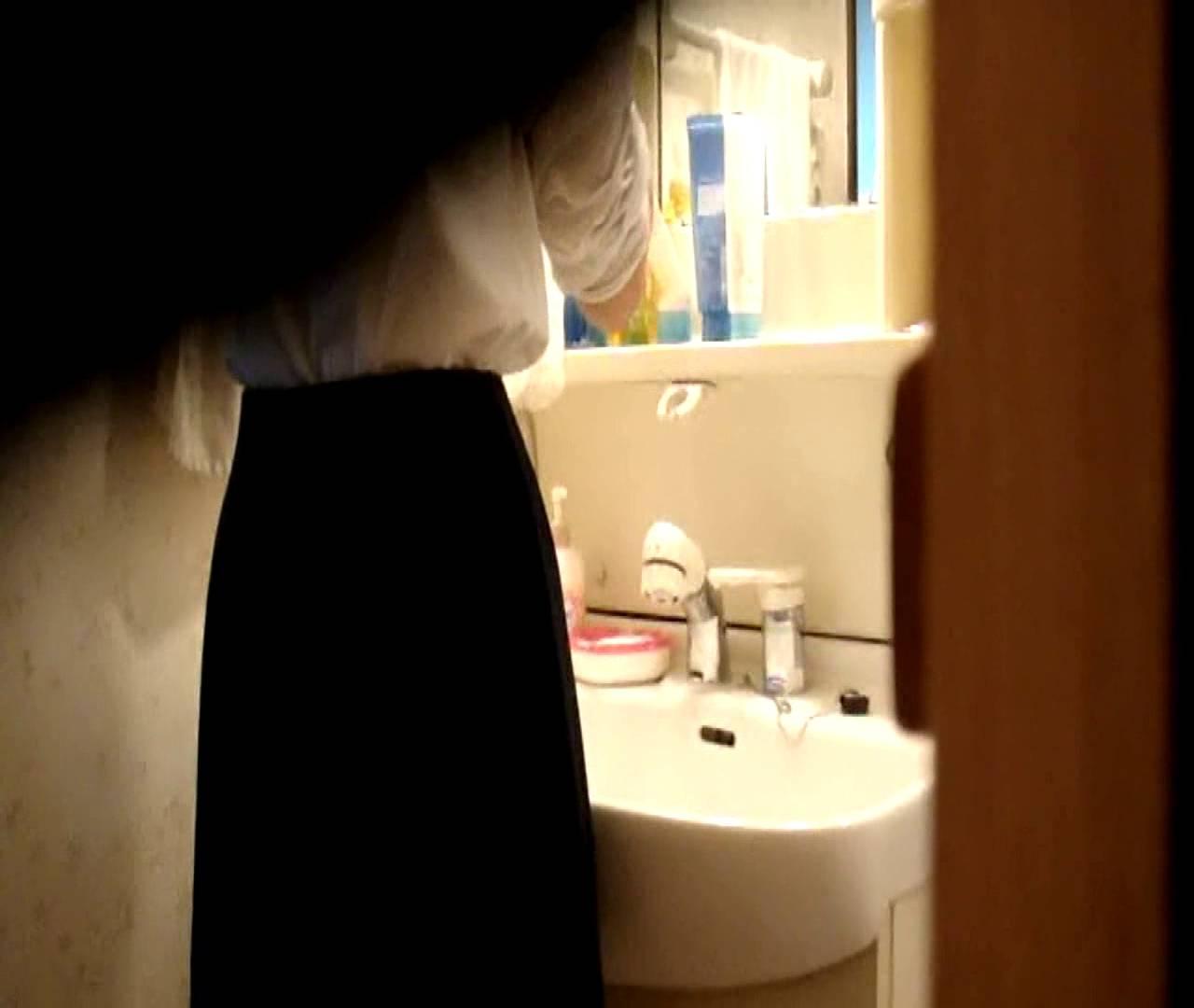 二人とも育てた甲斐がありました… vol.05 まどかが洗顔後にブラを洗濯 美しいOLの裸体 | 0  102pic 59