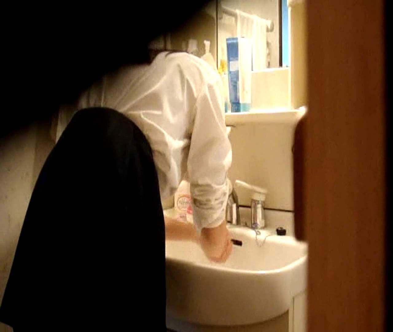 二人とも育てた甲斐がありました… vol.05 まどかが洗顔後にブラを洗濯 美しいOLの裸体  102pic 62
