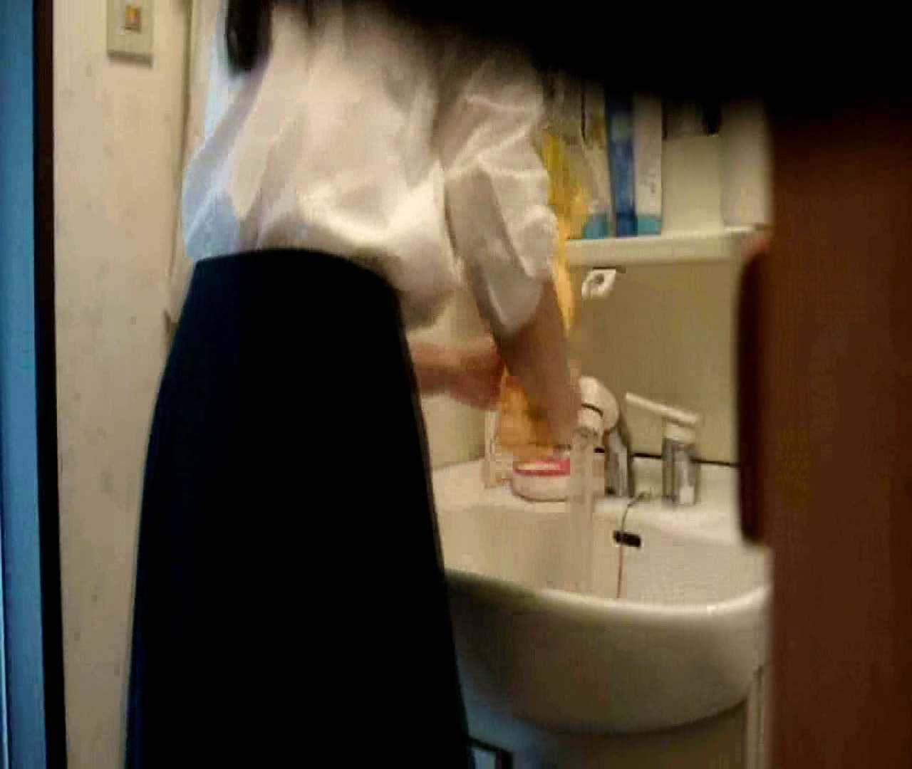 二人とも育てた甲斐がありました… vol.05 まどかが洗顔後にブラを洗濯 美しいOLの裸体 | 0  102pic 73