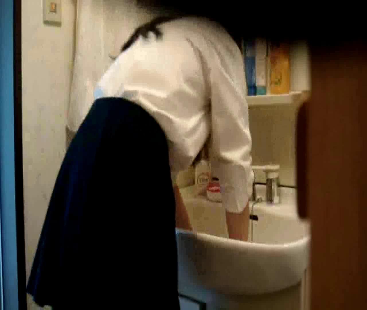 二人とも育てた甲斐がありました… vol.05 まどかが洗顔後にブラを洗濯 美しいOLの裸体  102pic 76