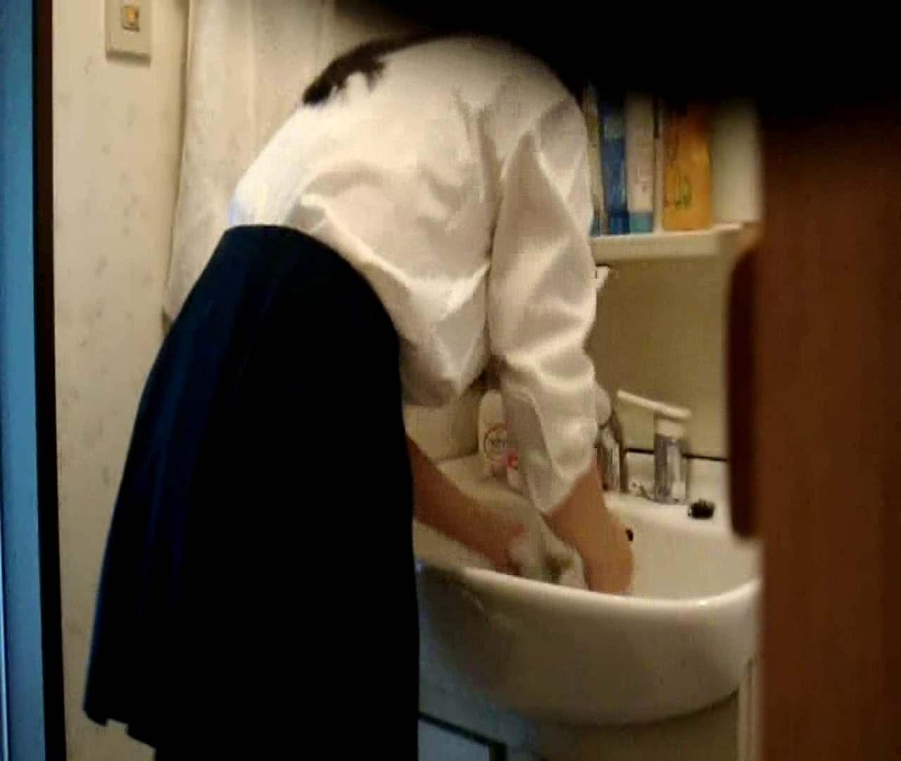 二人とも育てた甲斐がありました… vol.05 まどかが洗顔後にブラを洗濯 美しいOLの裸体 | 0  102pic 81