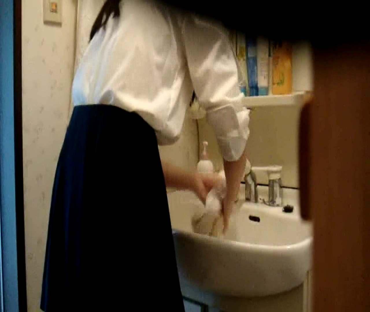 二人とも育てた甲斐がありました… vol.05 まどかが洗顔後にブラを洗濯 美しいOLの裸体  102pic 84