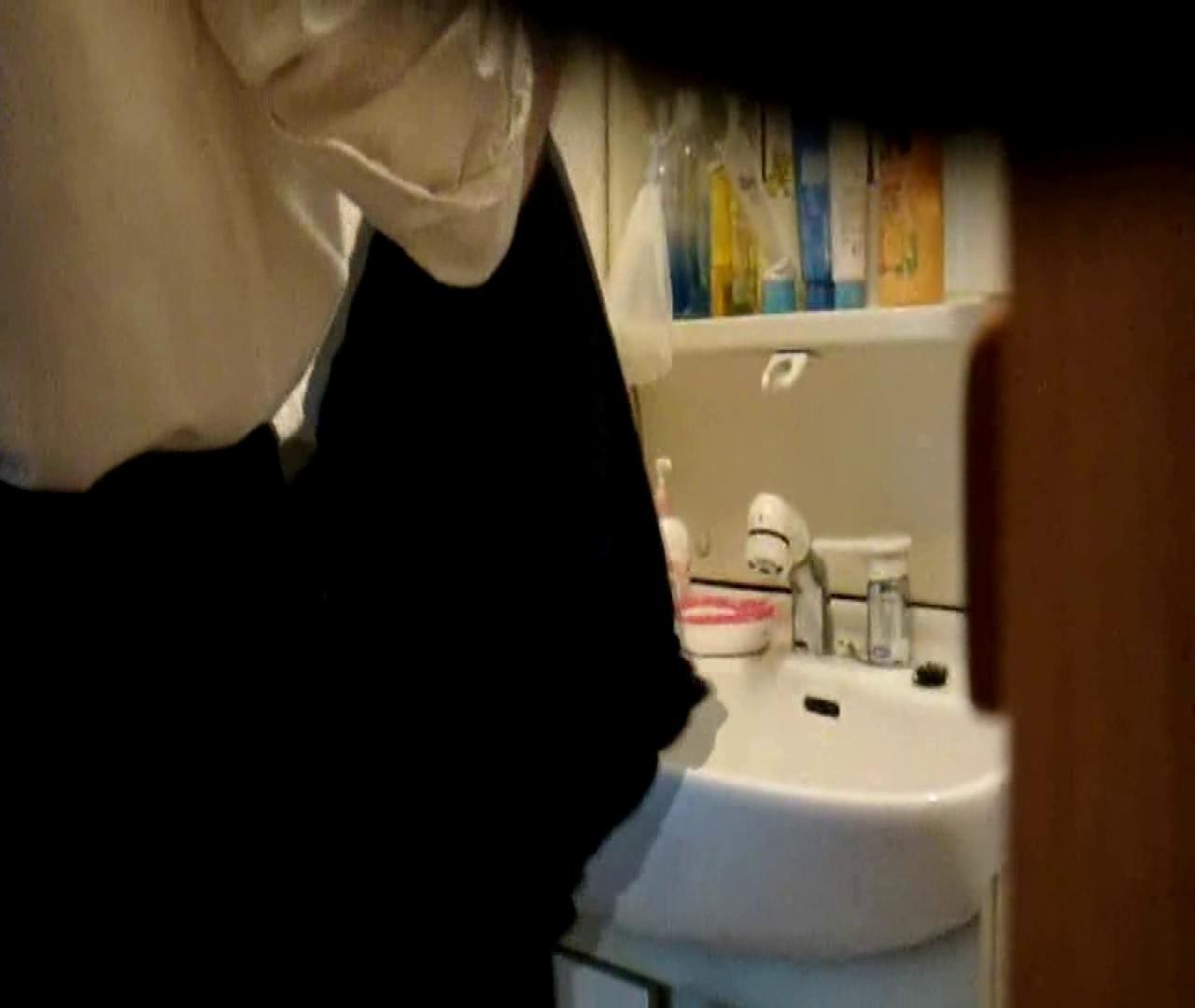 二人とも育てた甲斐がありました… vol.05 まどかが洗顔後にブラを洗濯 美しいOLの裸体  102pic 86