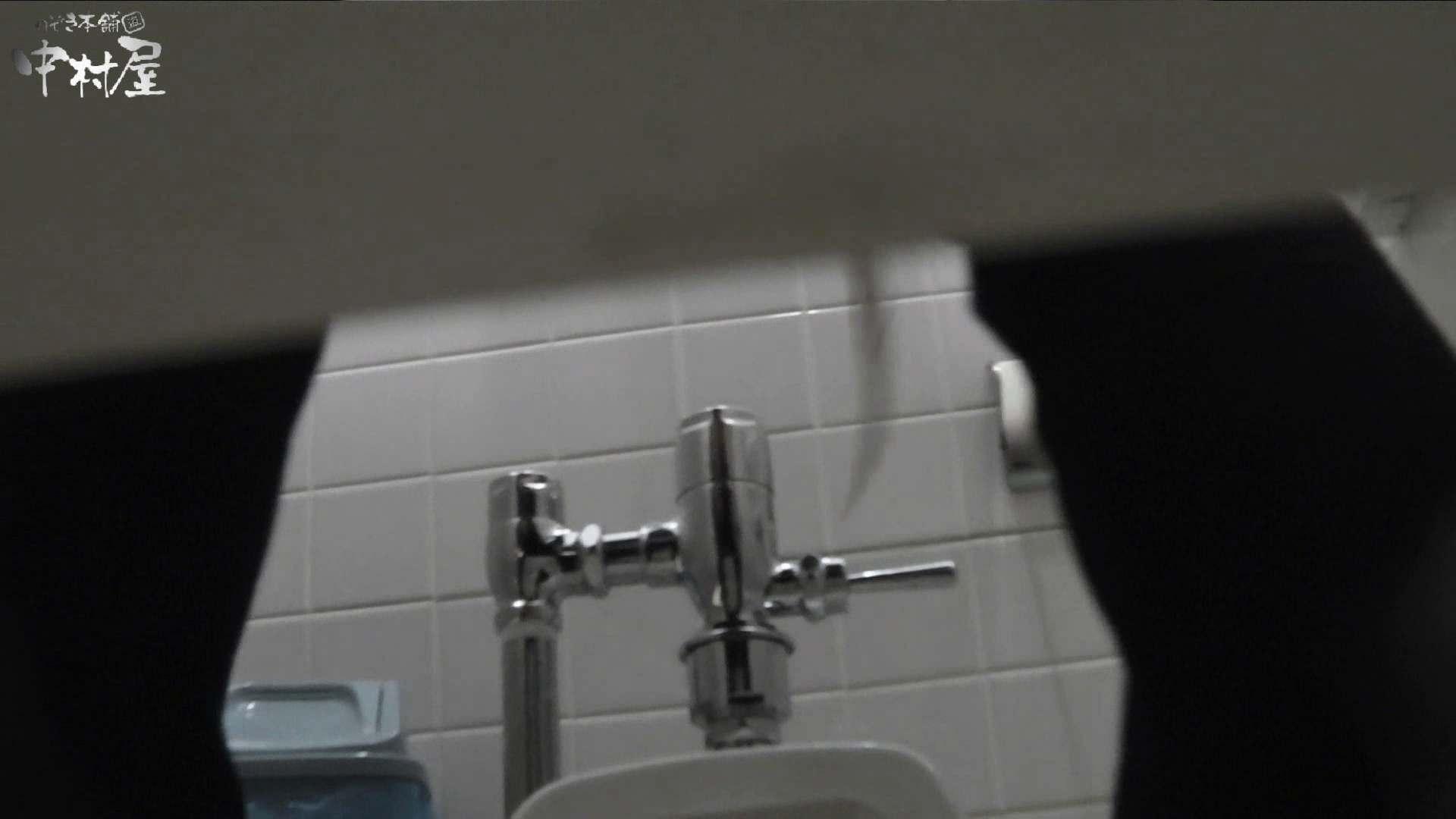 vol.31 命がけ潜伏洗面所! 半出しして諦めるポニテさん後編 プライベート オメコ無修正動画無料 89pic 7