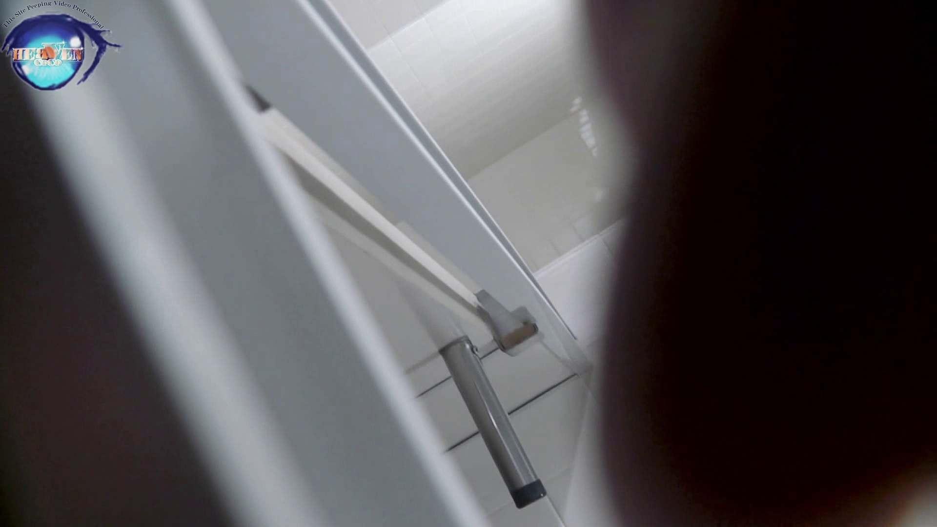 お銀さんの洗面所突入レポート!!vol.63 あれ?チラっチラって。気づいてます?前編 チラ歓迎   美しいOLの裸体  86pic 16