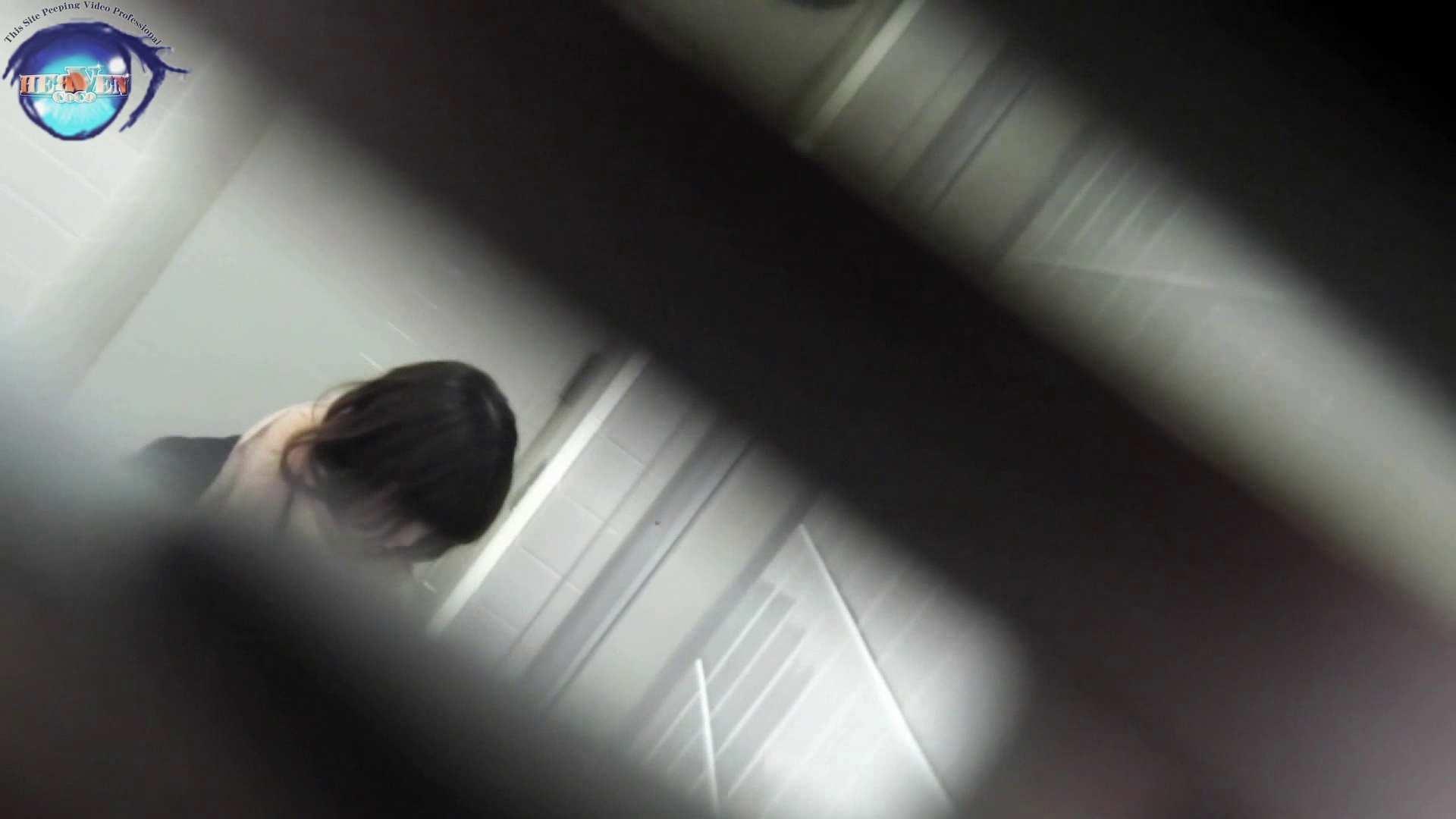お銀さんの洗面所突入レポート!!vol.63 あれ?チラっチラって。気づいてます?後編 チラ歓迎   排泄隠し撮り  71pic 1