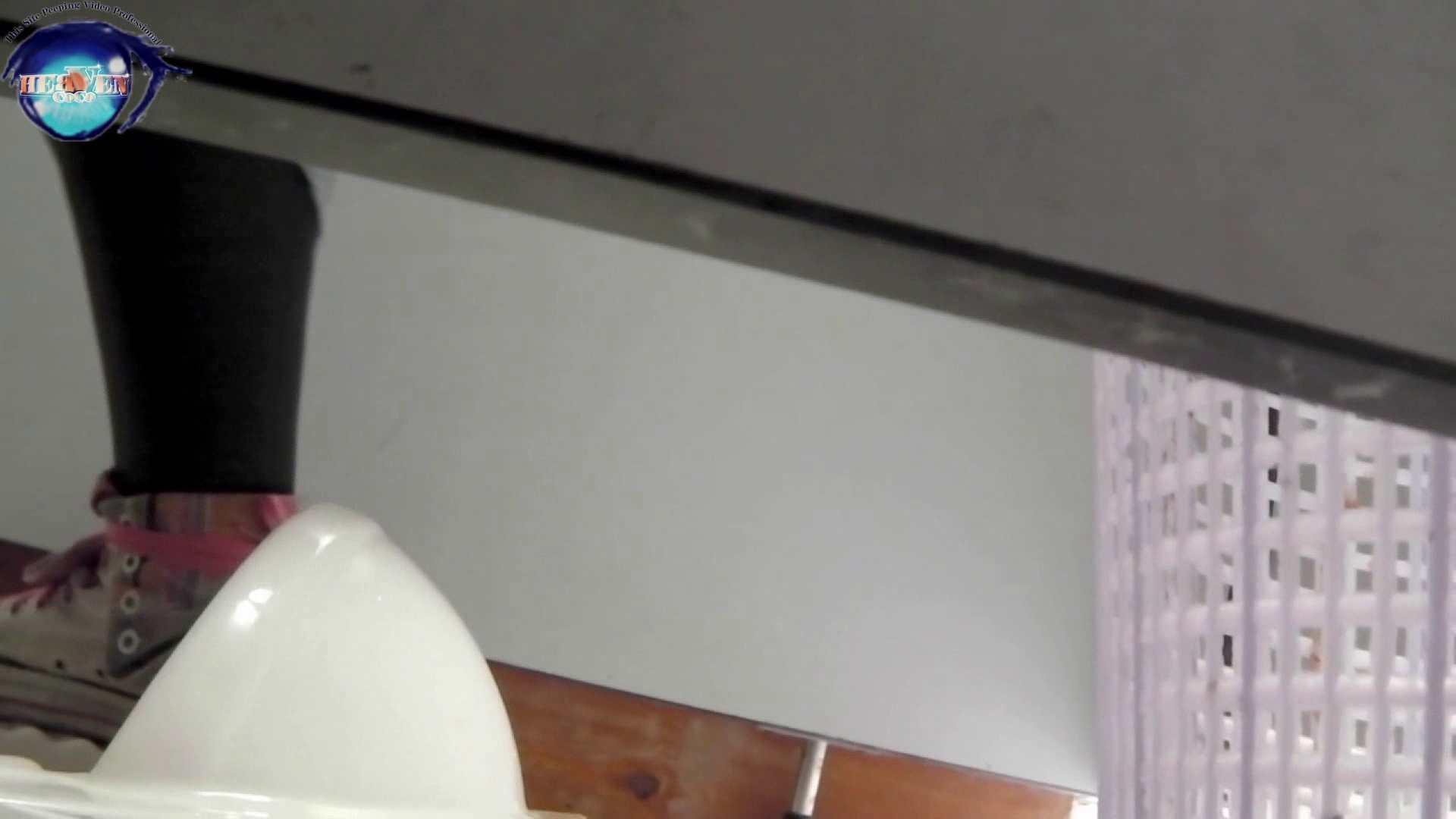 お銀さんの洗面所突入レポート!!vol.63 あれ?チラっチラって。気づいてます?後編 チラ歓迎   排泄隠し撮り  71pic 56