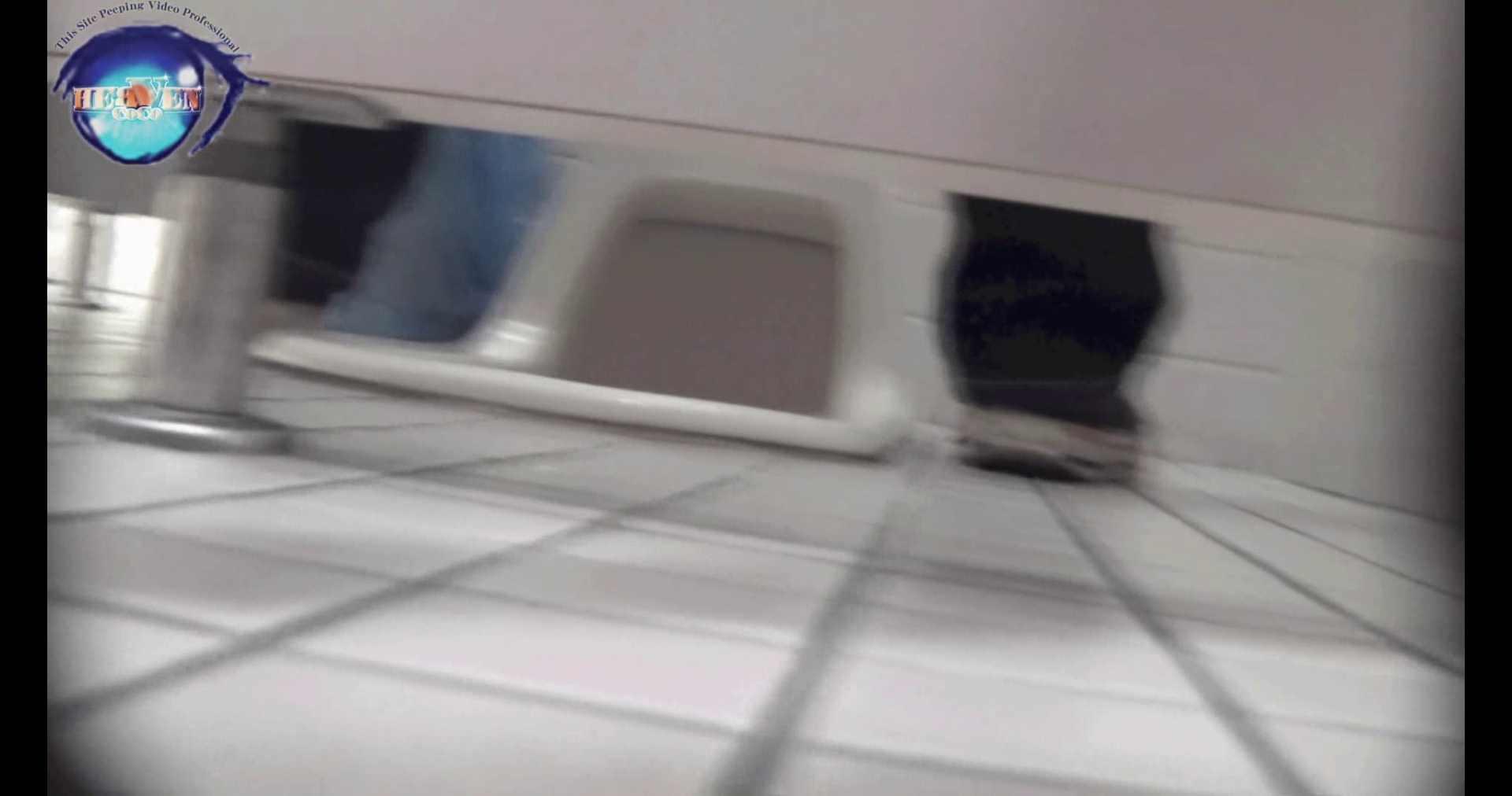 お銀さんの洗面所突入レポート!!vol.75 貴重すぎ、二子登場!!前編 洗面所突入  98pic 16