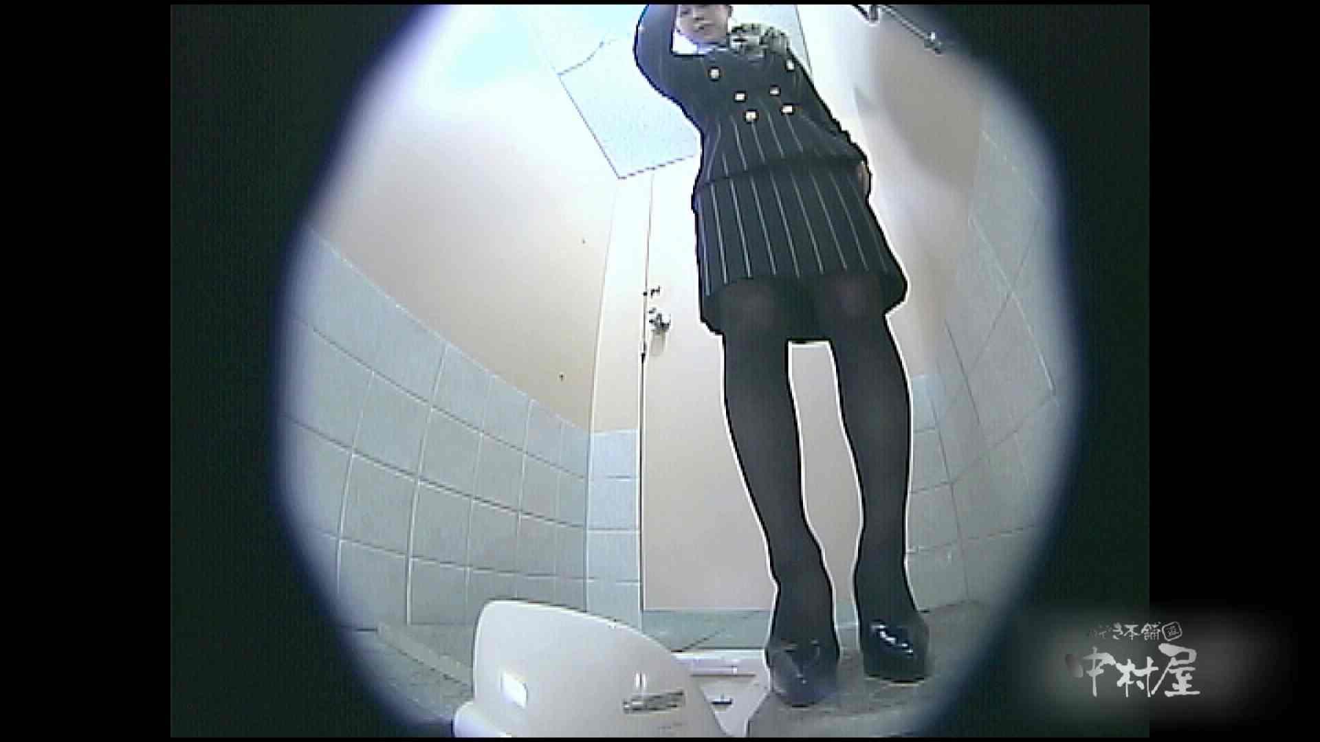 異業種交流会!!キャビンアテンダント編vol.23 トイレ突入 のぞき動画画像 101pic 73