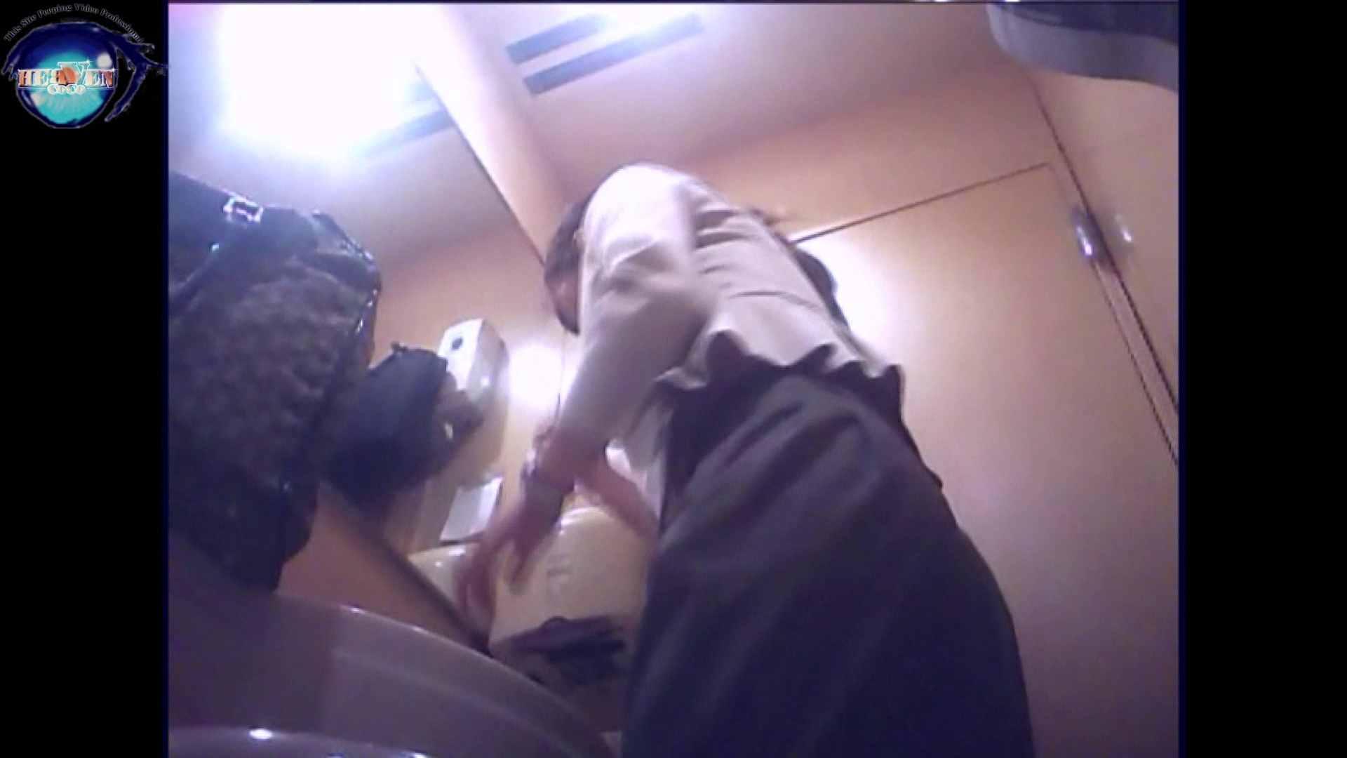 突撃!女子化粧室の真実vol.28 後編 盗撮師作品 濡れ場動画紹介 73pic 12