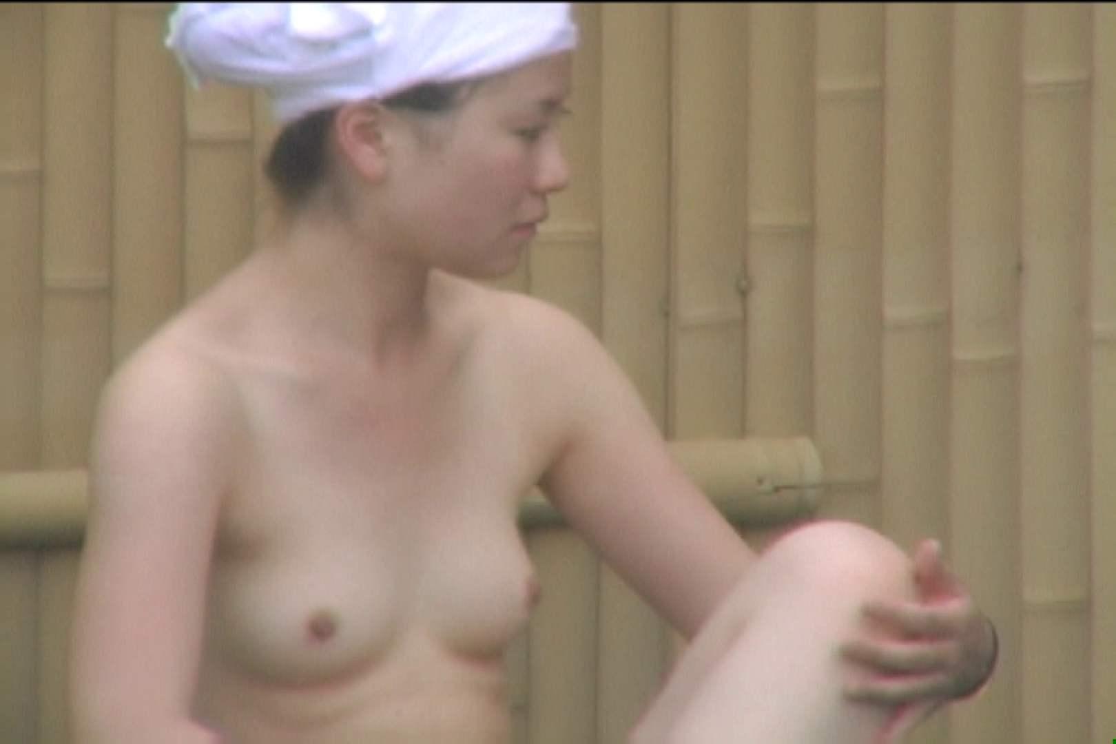 高画質露天女風呂観察 vol.017 露天風呂突入 AV動画キャプチャ 70pic 30