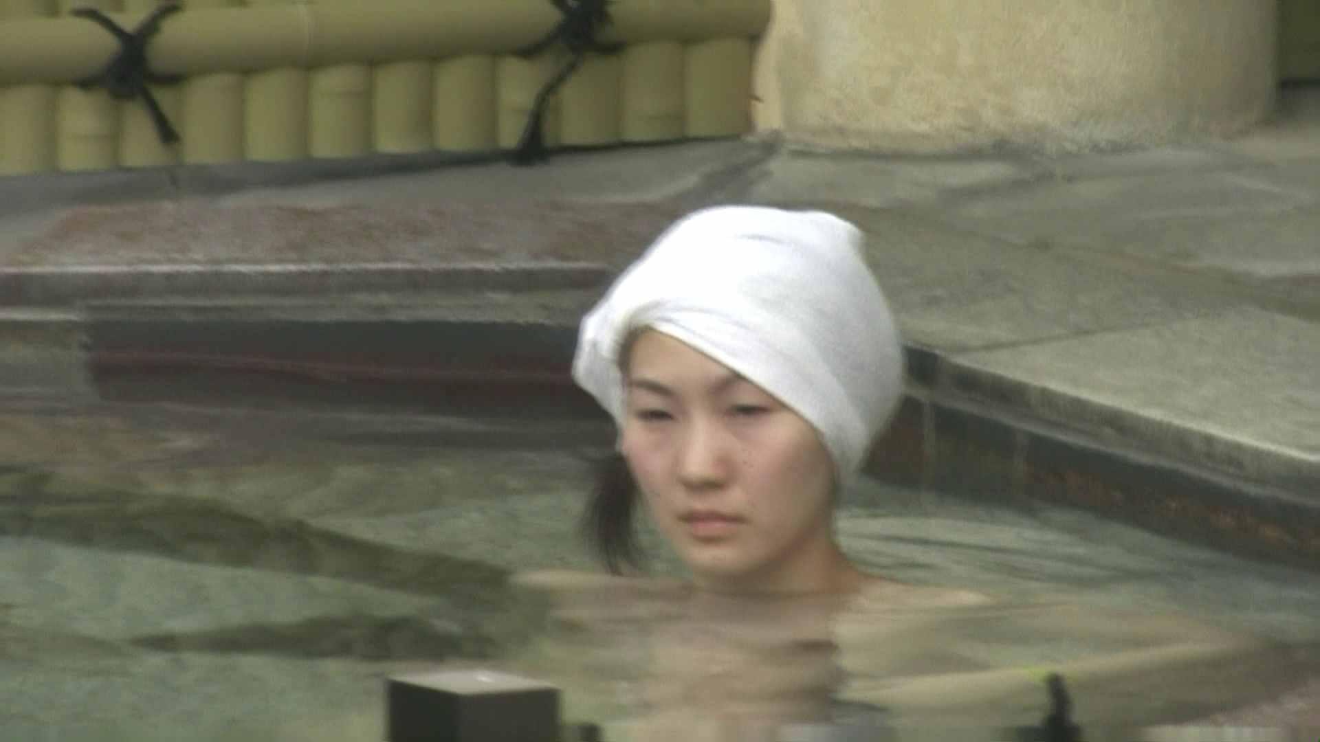 高画質露天女風呂観察 vol.034 露天風呂突入 覗きおまんこ画像 107pic 45