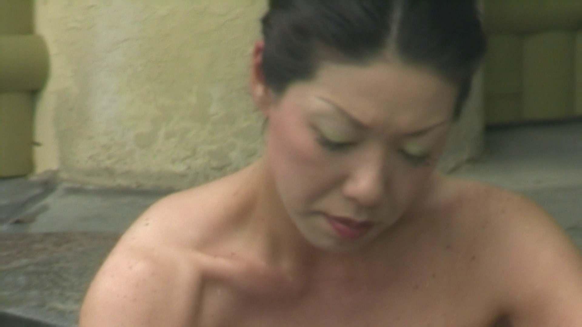 高画質露天女風呂観察 vol.036 露天風呂突入 盗撮動画紹介 84pic 16