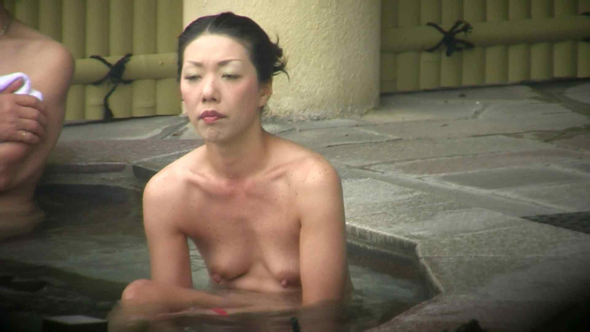高画質露天女風呂観察 vol.036 露天風呂突入 盗撮動画紹介 84pic 23