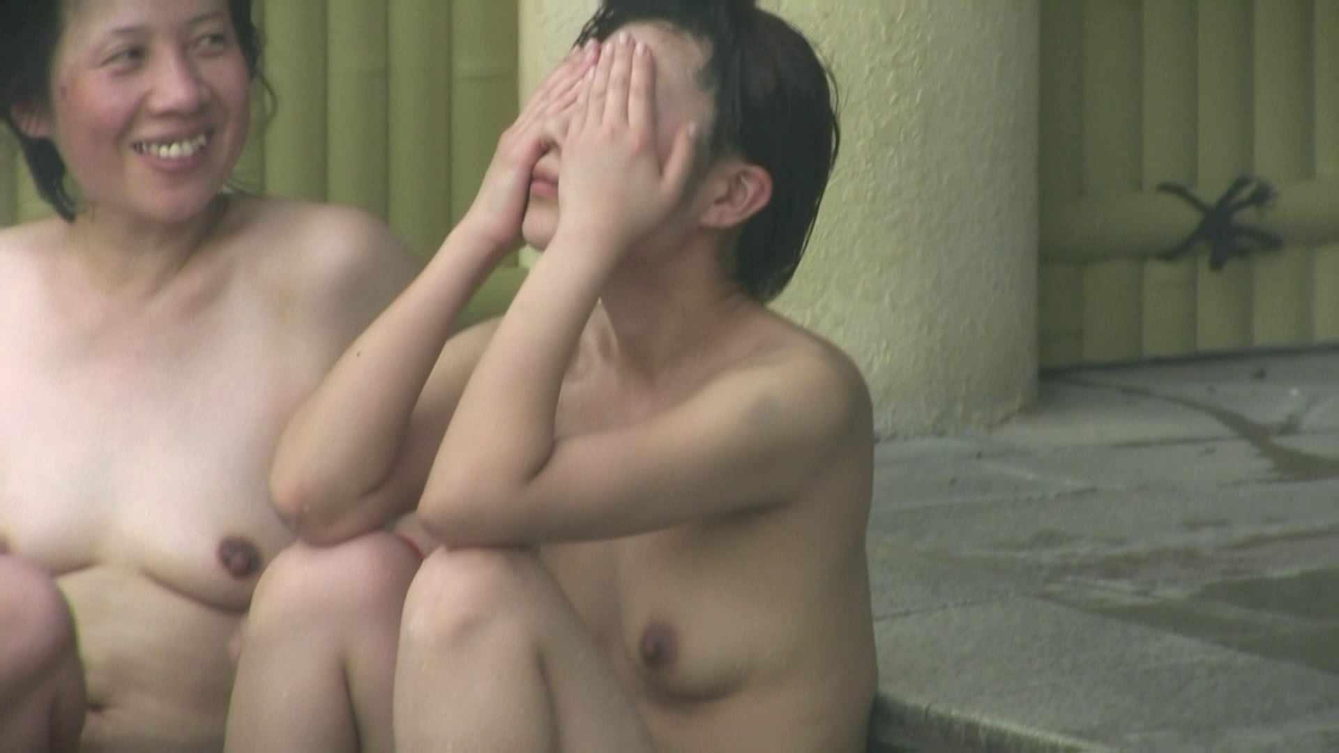 高画質露天女風呂観察 vol.044 入浴隠し撮り ヌード画像 91pic 53