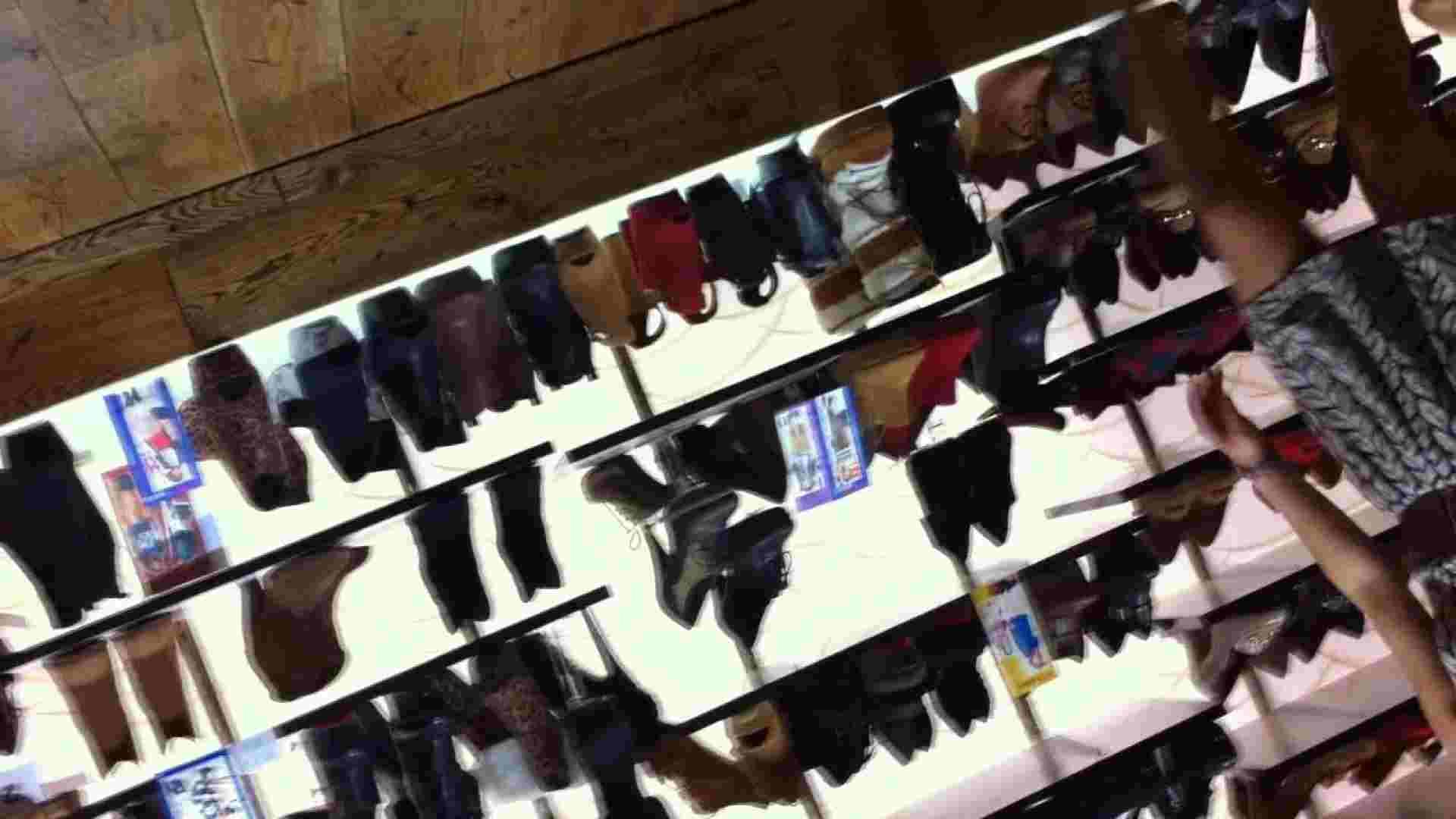 フルHD ショップ店員千人斬り! 大画面ノーカット完全版 vol.50 新入生パンチラ 濡れ場動画紹介 88pic 24