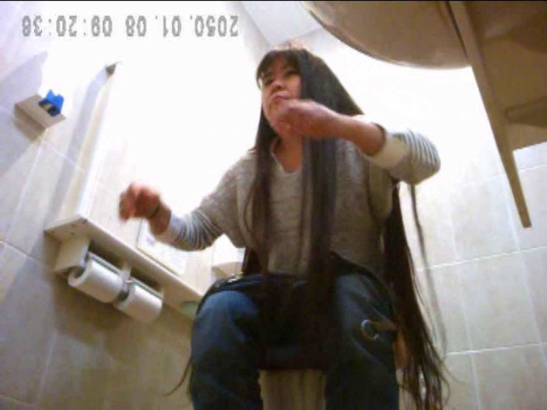 コンビニ店長投稿!ローそン某国立大学前店トイレ盗撮vol.23 美しいOLの裸体 のぞき動画画像 96pic 8