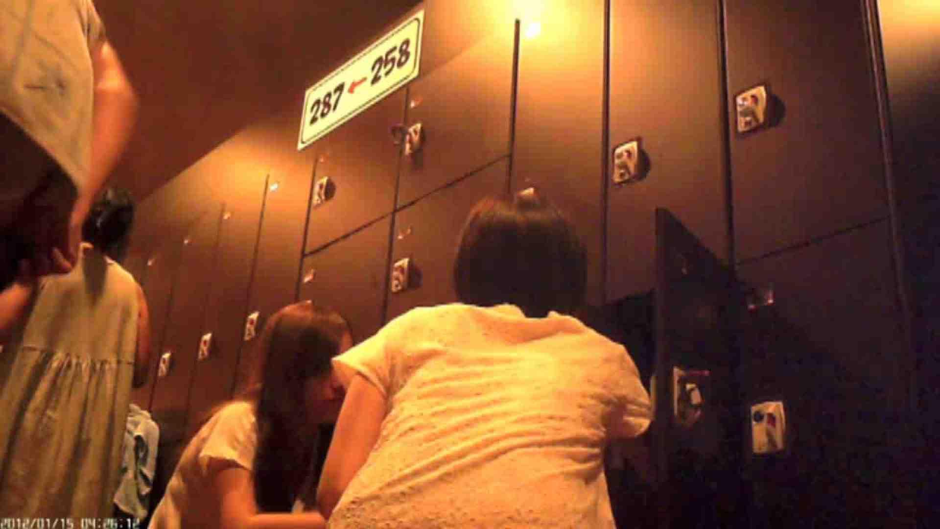 現役ギャル盗撮師 hana様の女風呂潜入撮!Vol.5 脱衣所 ワレメ無修正動画無料 73pic 26