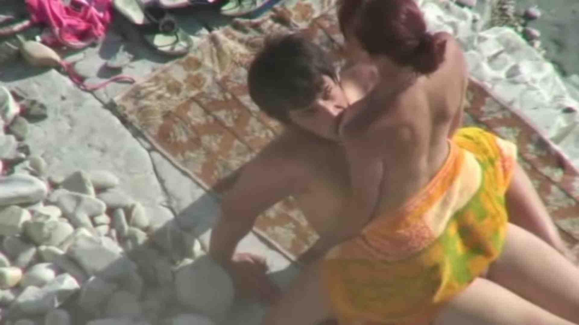 SEX ON THE BEACHvol.1 美しいOLの裸体 | SEX映像  96pic 17