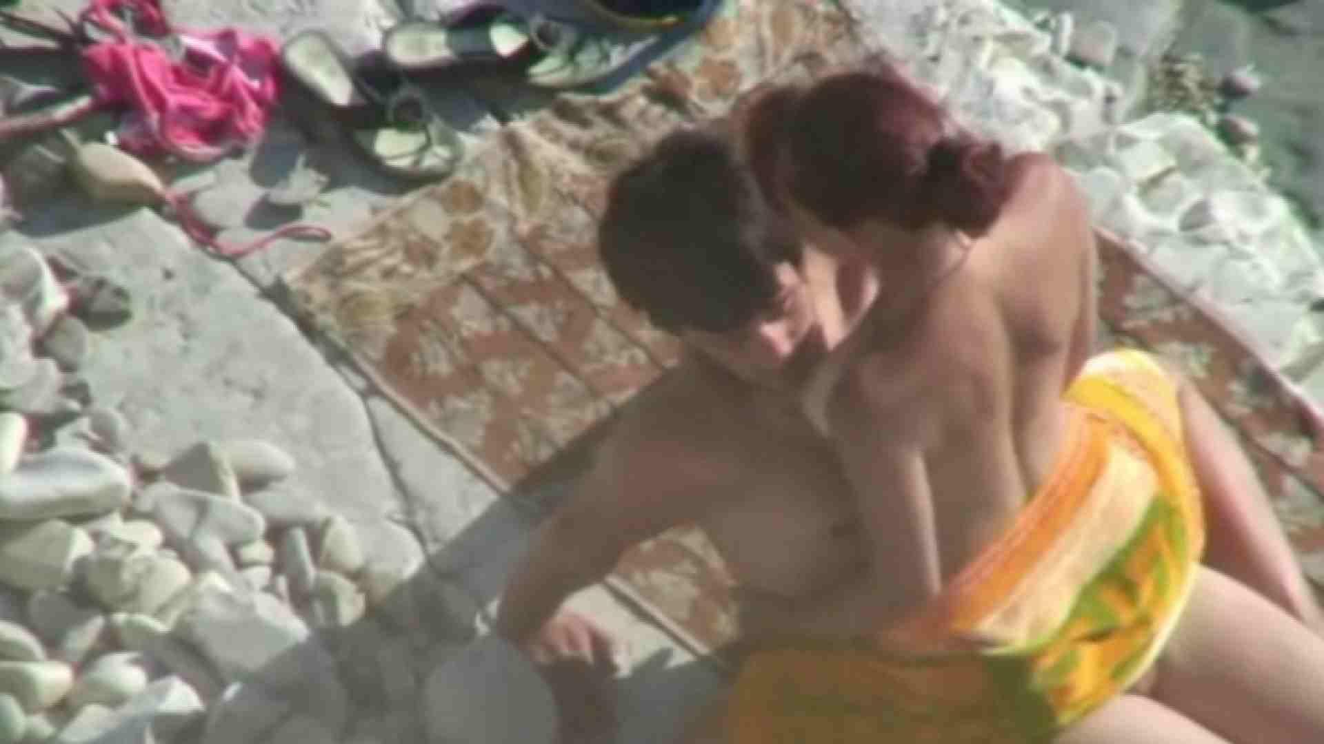SEX ON THE BEACHvol.1 美しいOLの裸体 | SEX映像  96pic 21