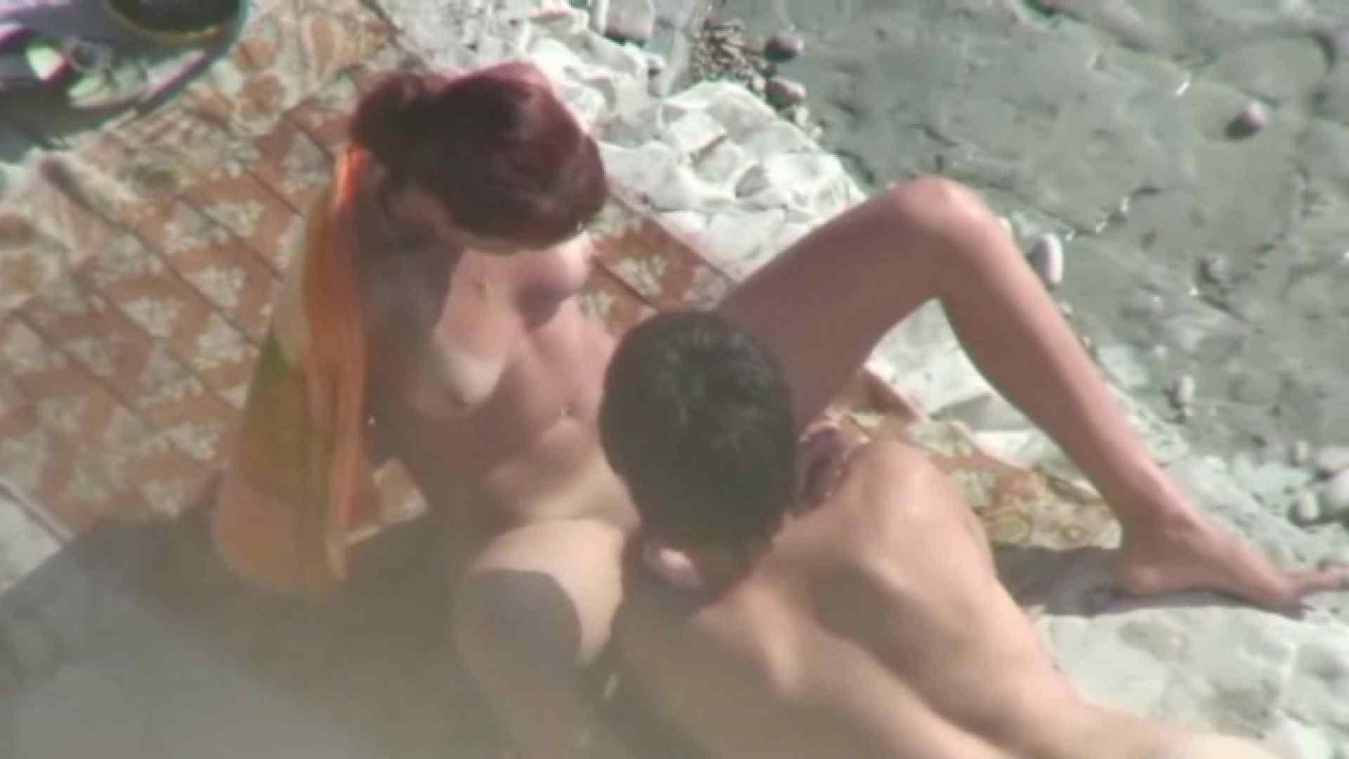SEX ON THE BEACHvol.1 美しいOLの裸体  96pic 40