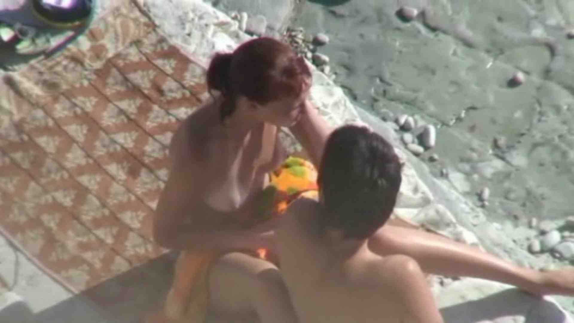 SEX ON THE BEACHvol.1 美しいOLの裸体  96pic 52