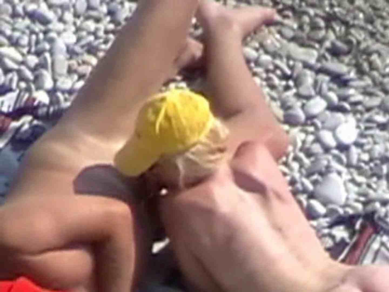 SEX ON THE BEACHvol.2 SEX映像 | 美しいOLの裸体  84pic 9