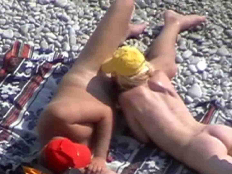 SEX ON THE BEACHvol.2 SEX映像 | 美しいOLの裸体  84pic 77