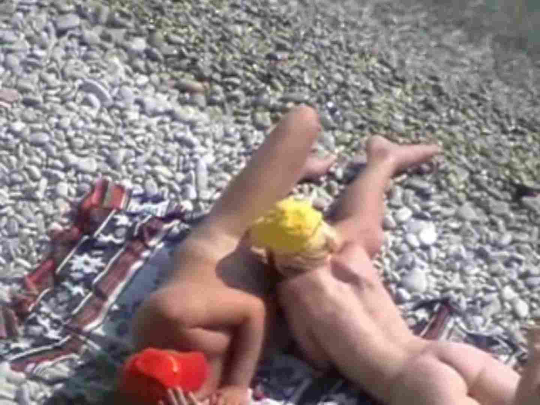 SEX ON THE BEACHvol.2 SEX映像 | 美しいOLの裸体  84pic 81