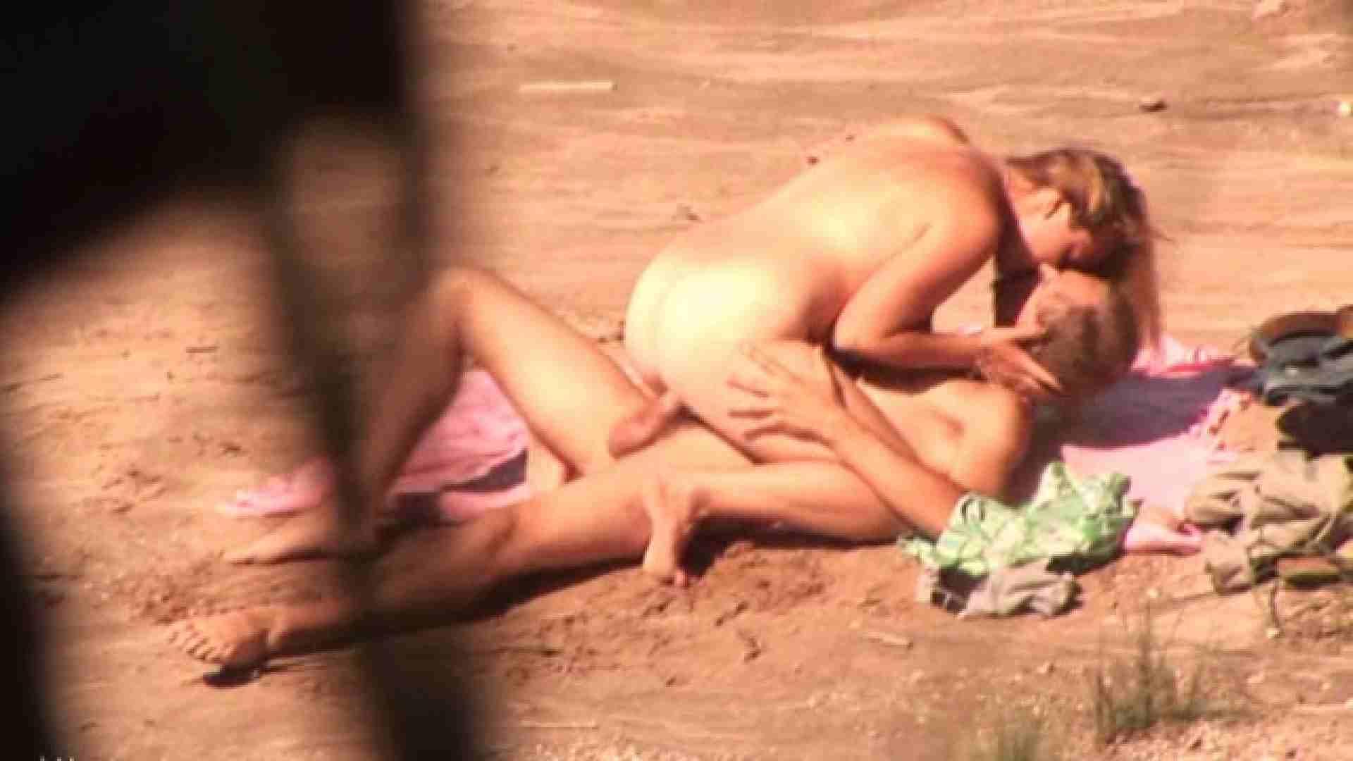 SEX ON THE BEACHvol.9 美しいOLの裸体 隠し撮りオマンコ動画紹介 78pic 54