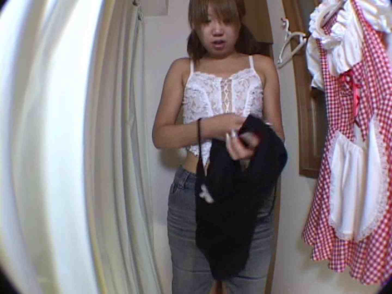 アキバメイドカフェ 萌える嬢の着替え盗撮 メイド丸裸 | 着替え  103pic 1