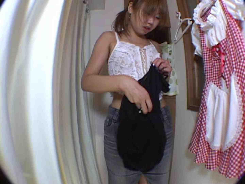 アキバメイドカフェ 萌える嬢の着替え盗撮 下着 えろ無修正画像 103pic 4