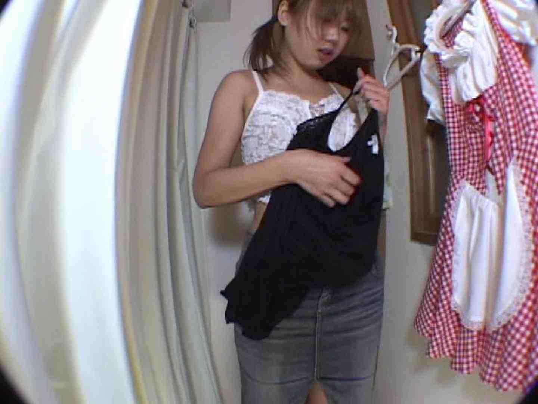 アキバメイドカフェ 萌える嬢の着替え盗撮 メイド丸裸  103pic 5
