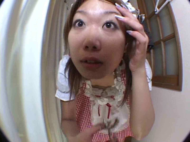 アキバメイドカフェ 萌える嬢の着替え盗撮 メイド丸裸 | 着替え  103pic 16