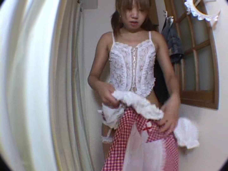 アキバメイドカフェ 萌える嬢の着替え盗撮 メイド丸裸 | 着替え  103pic 66