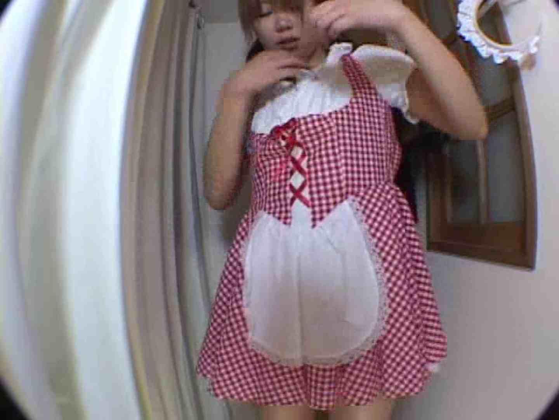 アキバメイドカフェ 萌える嬢の着替え盗撮 メイド丸裸  103pic 75