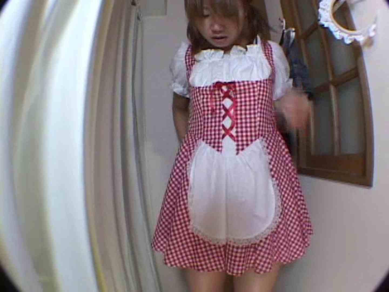 アキバメイドカフェ 萌える嬢の着替え盗撮 盗撮師作品 性交動画流出 103pic 77