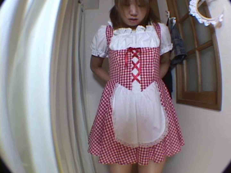 アキバメイドカフェ 萌える嬢の着替え盗撮 メイド丸裸  103pic 80