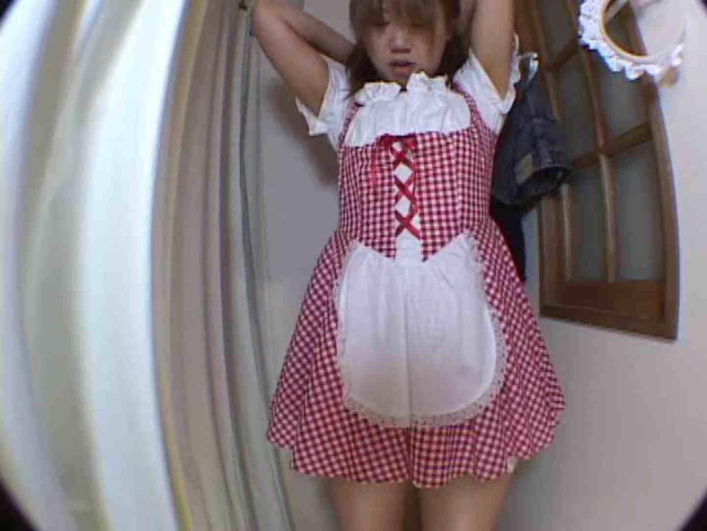 アキバメイドカフェ 萌える嬢の着替え盗撮 盗撮師作品 性交動画流出 103pic 82