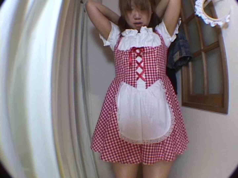 アキバメイドカフェ 萌える嬢の着替え盗撮 メイド丸裸  103pic 85
