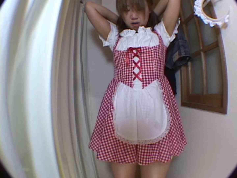 アキバメイドカフェ 萌える嬢の着替え盗撮 メイド丸裸 | 着替え  103pic 86