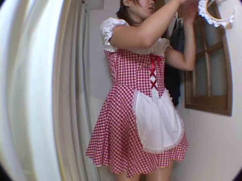 アキバメイドカフェ 萌える嬢の着替え盗撮 下着 えろ無修正画像 103pic 89